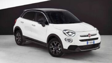 Fiat 500X 120th Anniversary Edition
