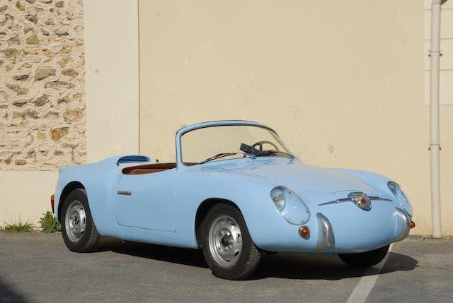 Fiat-Abarth 750 Spider Zagato