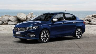 Fiat Tipo Business Revolution