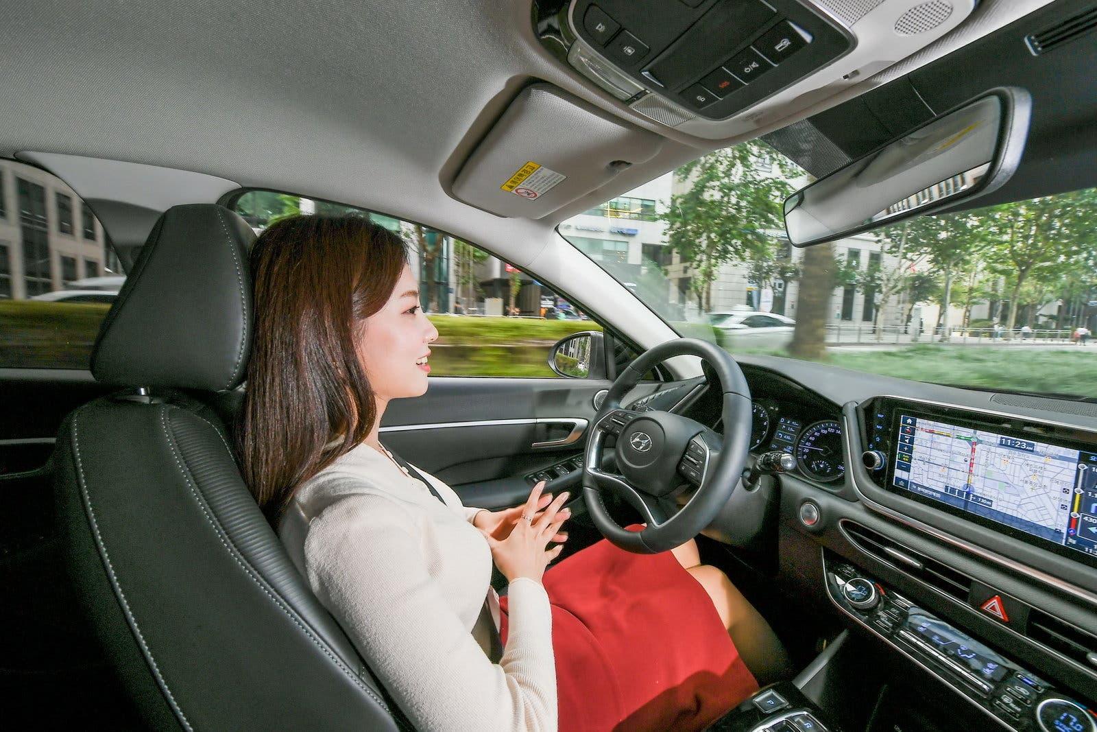 Hyundai Smart Cruise Control