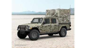 Jeep Gladiator XMT by AM General