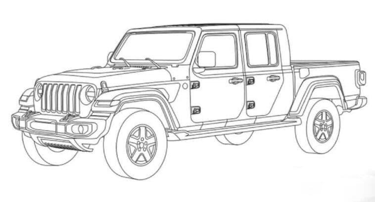 Jeep Gladiator INPI