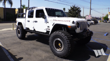 Jeep Gladiator Wayalife