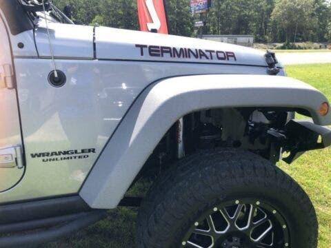 Jeep Wrangler 6x6 2017