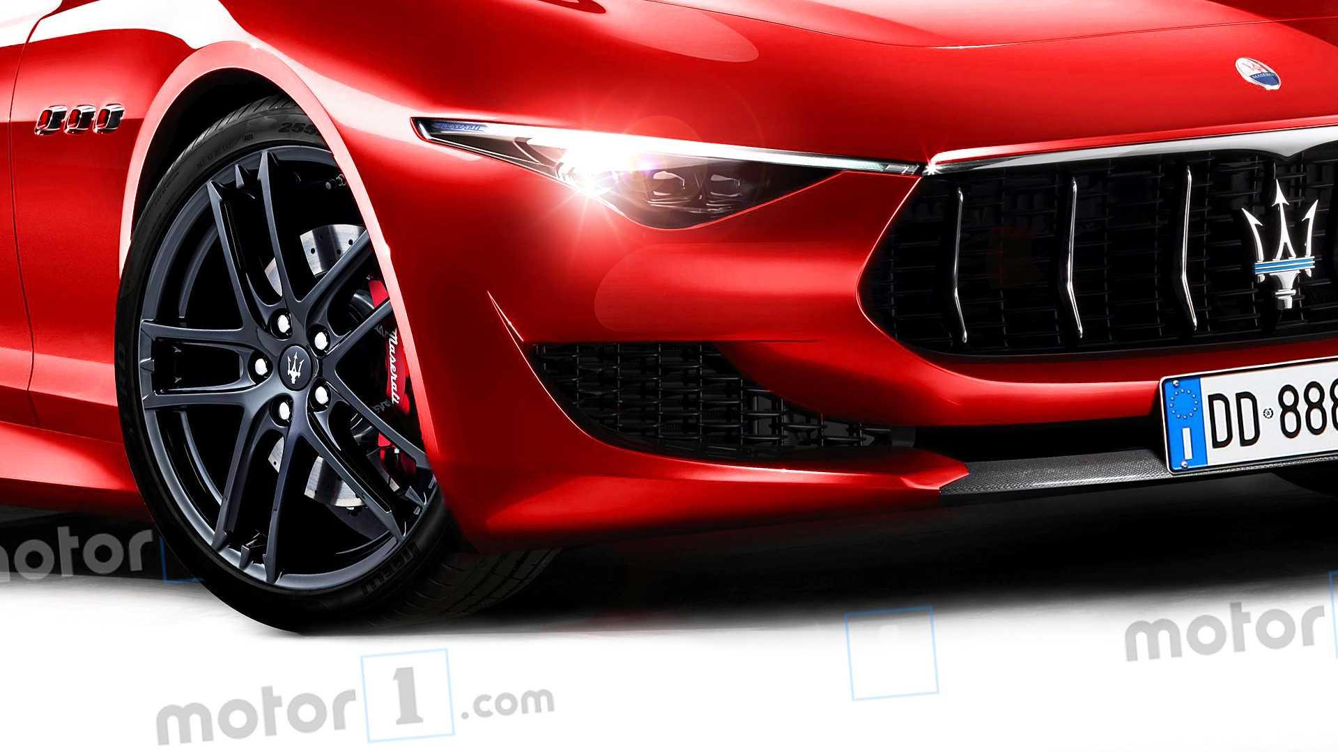 Maserati Alfieri render