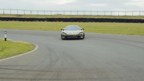 McLaren 720S The Supercar Driver