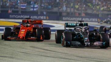 Mercedes e Ferrari