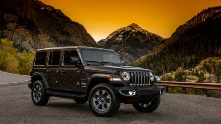 Nuova Jeep Wrangler EcoDiesel
