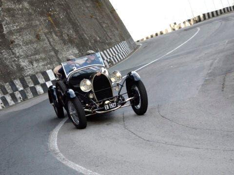 Rievocazione Storica Automobilistica del Circuito di Ospedaletti prima edizione