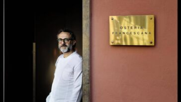 Massimo Bottura Il Cavallino