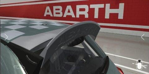 Abarth 695 70° Anniversario app