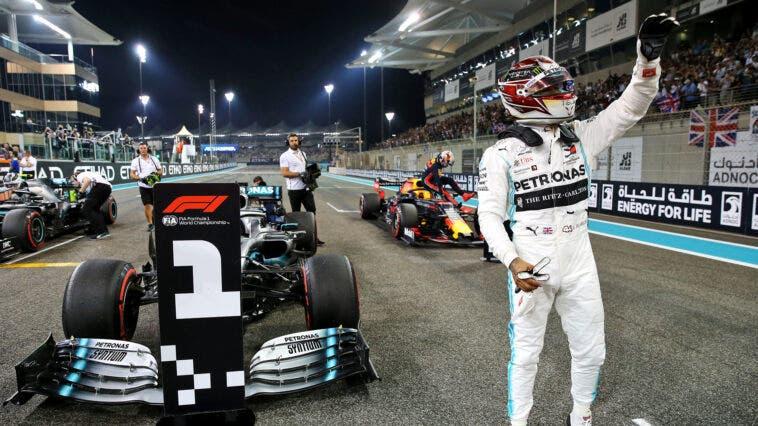 Hamilton Abu Dhabi