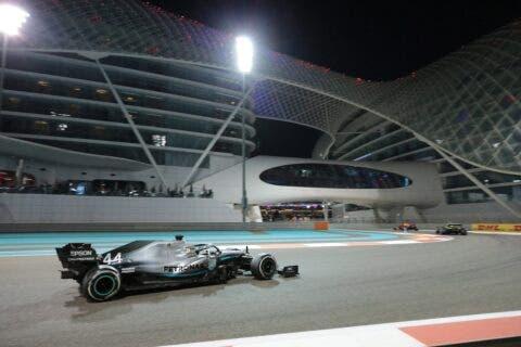 Hamilton Abu Dhabi 2