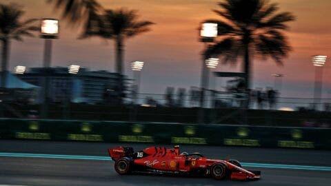 Leclerc Abu Dhabi