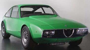 Alfa Romeo 1600 Junior Zagato Gordon Murray
