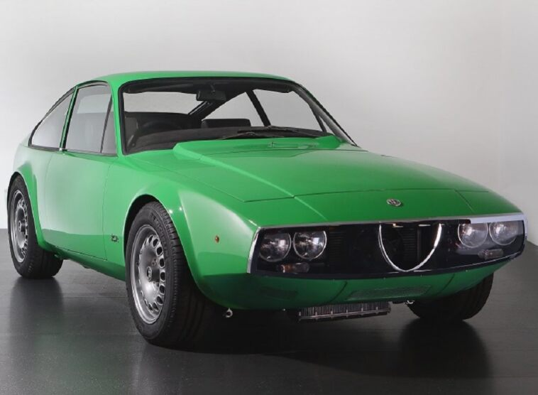 Alfa Romeo 1600 Junior Zagato Gordon Murray