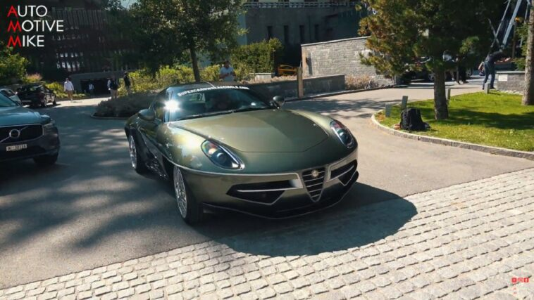 Alfa Romeo Disco Volante Supercar Owners Circle
