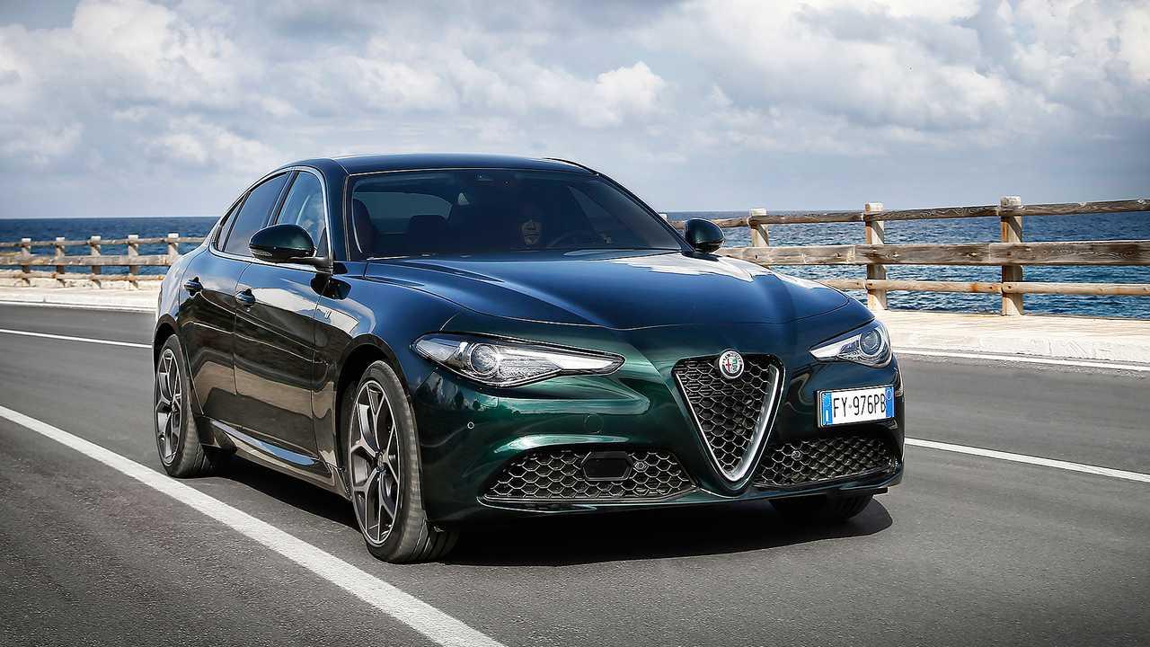 Alfa Romeo Giulia MY 2020 - 3