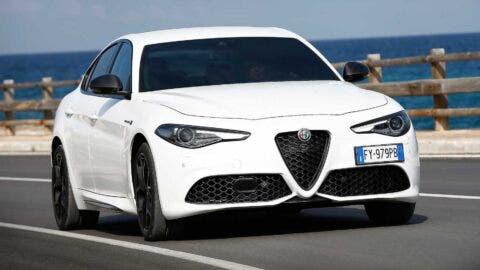Alfa Romeo Giulia MY 2020 - 1