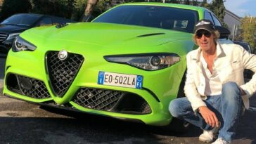 Alfa Romeo Giulia Quadrifoglio 6 Underground