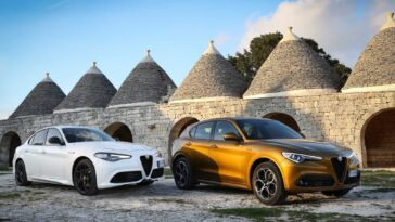 Alfa Romeo Giulia e Stelvio MY 2020