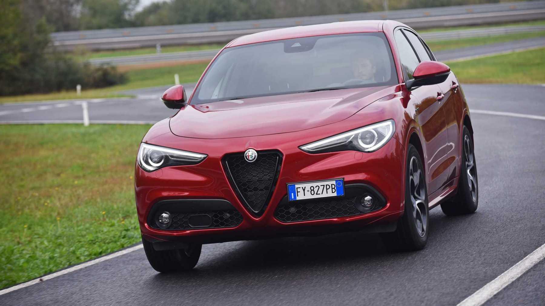Alfa Romeo Stelvio MY 2020-1