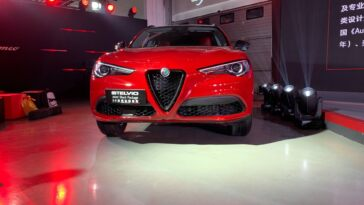Alfa Romeo Stelvio my 2020 cina