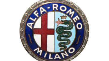 Alfa Romeo Logo tempi vendita IRI
