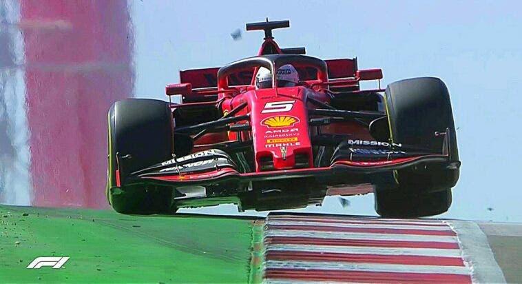 Vettel ad Austin