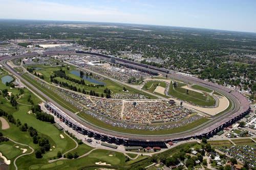 Auto a guida autonoma Indianapolis