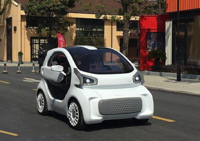 Auto elettriche Cina incentivi