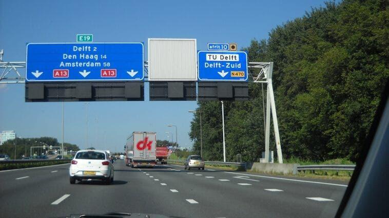 Autostrade Paesi Bassi