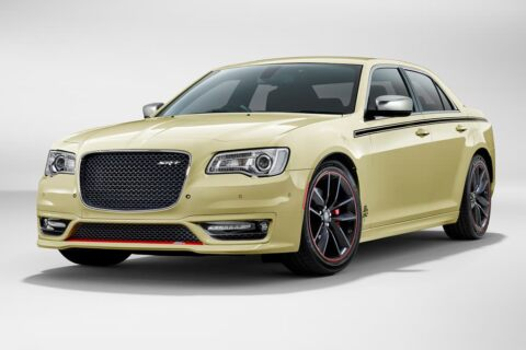 Chrysler 300 SRT Pacer
