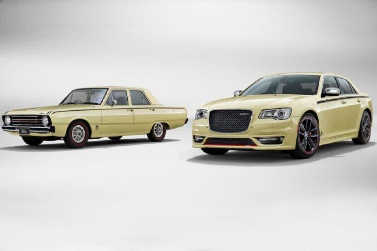 Chrysler 300 SRT Pacer