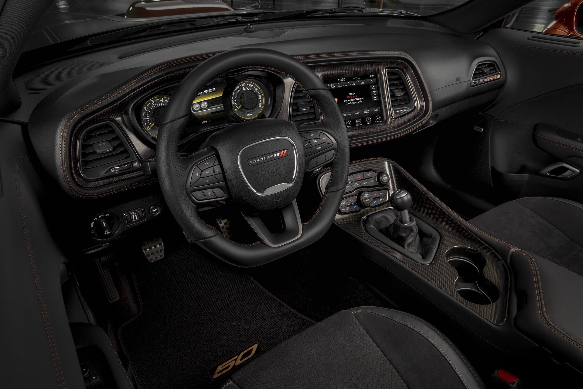 Dodge Challenger 50th Anniversary Edition