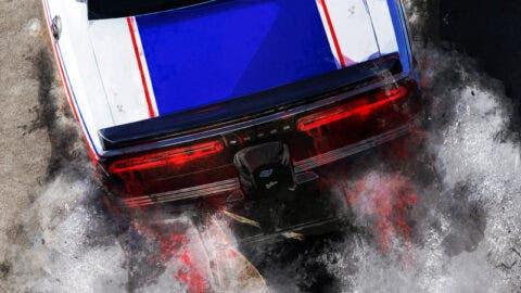 Dodge Challenger Drag Pak 2020 teaser