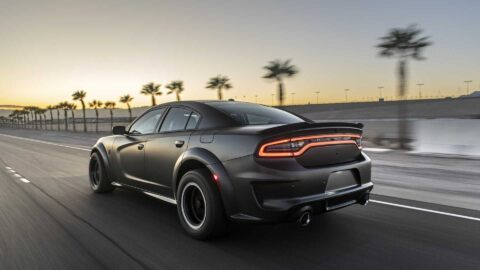 Dodge Charger SpeedKore