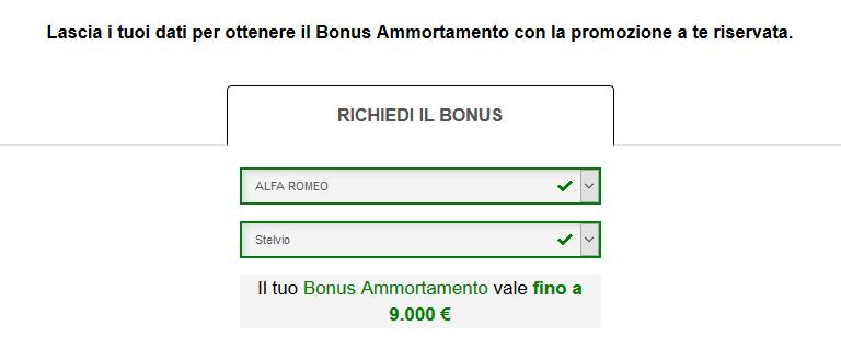 FCA Bonus Super Ammortamento