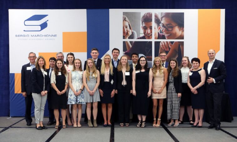 FCA Sergio Marchionne Student Achievement Awards