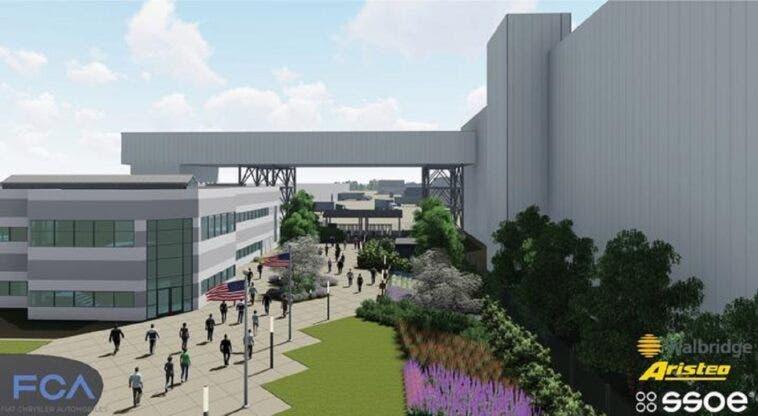 FCA nuovo stabilimento Detroit