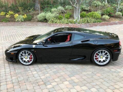 Ferrari 360 Challenge Stradale 2004 asta