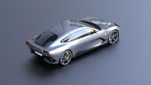 Ferrarin GTC4 Grand Lusso render