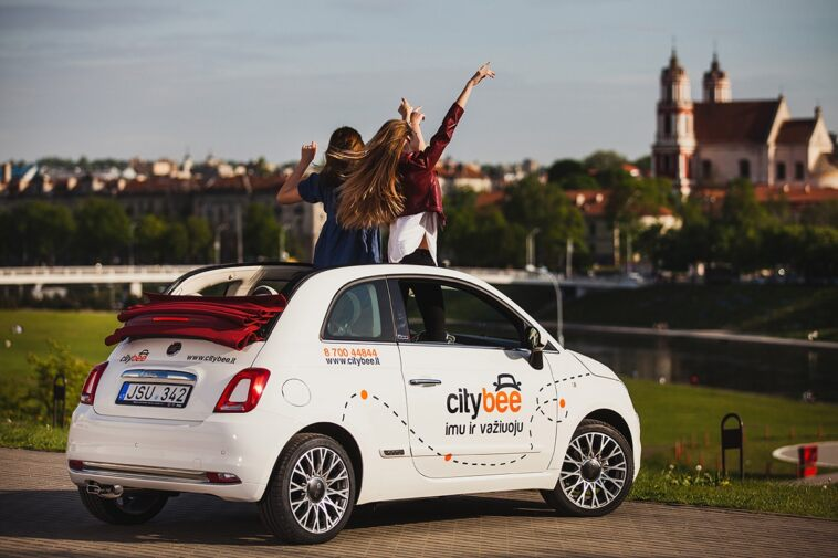Fiat 500 CityBee