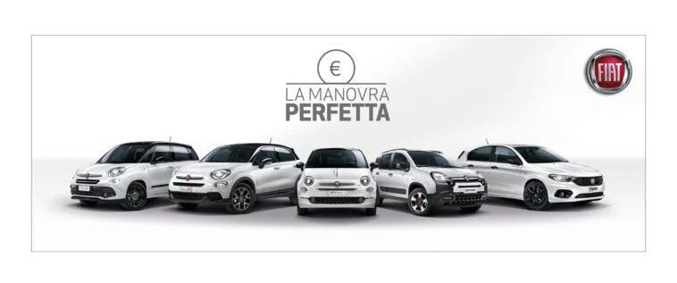 Fiat e Lancia Manovra Perfetta
