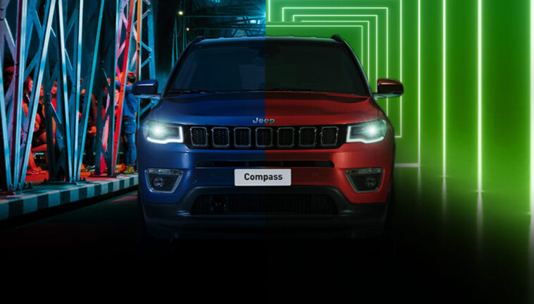 Jeep Compass Road to Hybrid