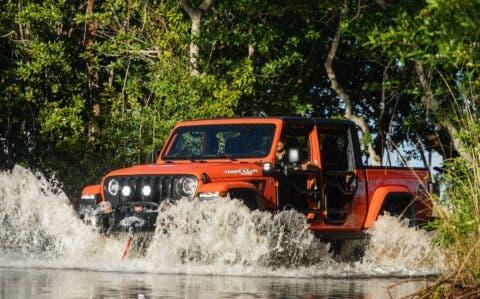Jeep Gladiator Three O Five Edition