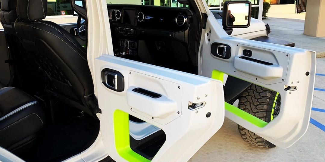 Jeep Gladiator ZeroTo60Designs