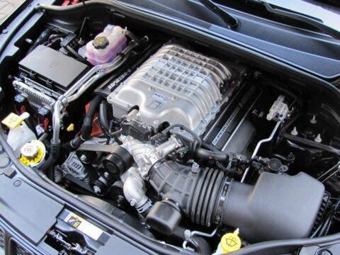 Jeep Grand Cherokee Trackhawk B&B Automobiletechnik
