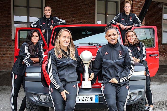 Jeep Juventus Women