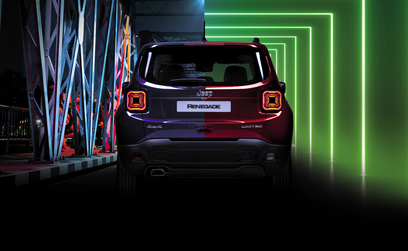 Jeep Renegade Road to Hybrid